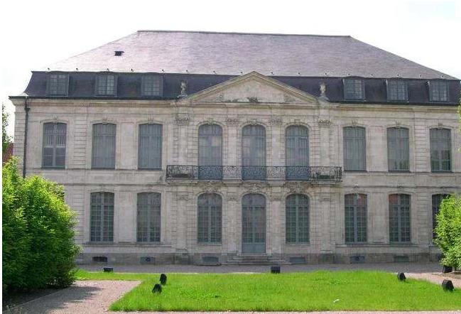 Jardin de l'Hôtel Sandelin